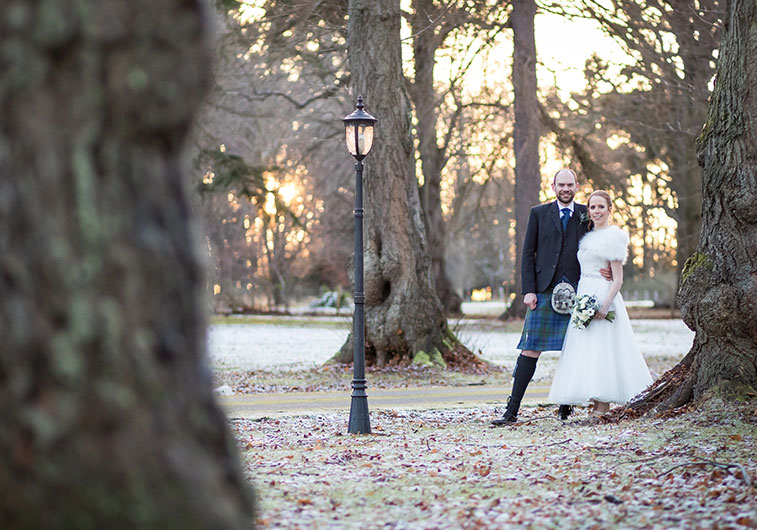Winter Wedding Blog