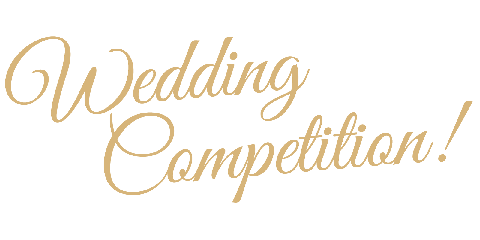 Carberry Tower Wedding Competition