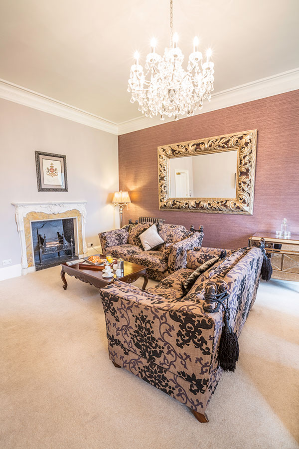 Carberry Tower Royal Suite