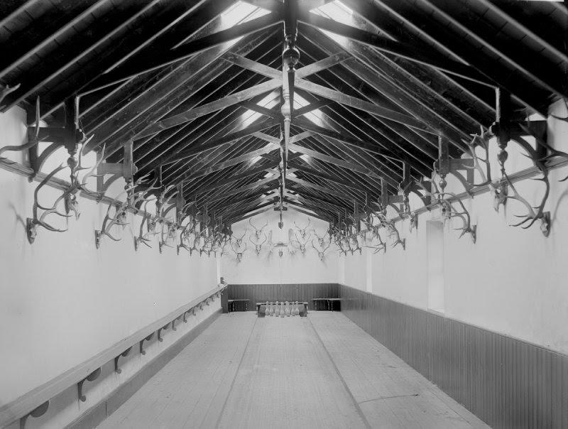 Original Bowling Alley 1915