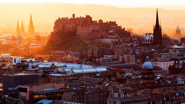 Things to do - Edinburgh Castle