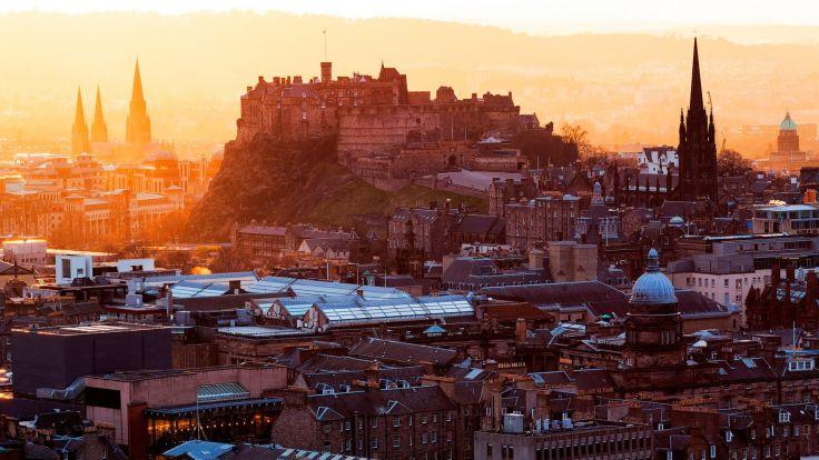 Things to do - Edinburgh Castle