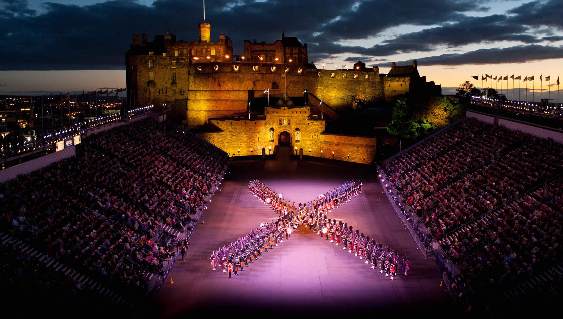 Things to do - The Royal Edinburgh Military Tattoo