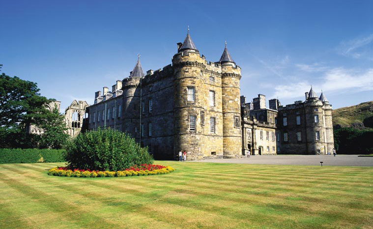 Things to do - The Palace of Holyroodhouse